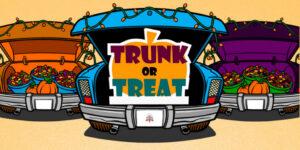 Trunks or Treats